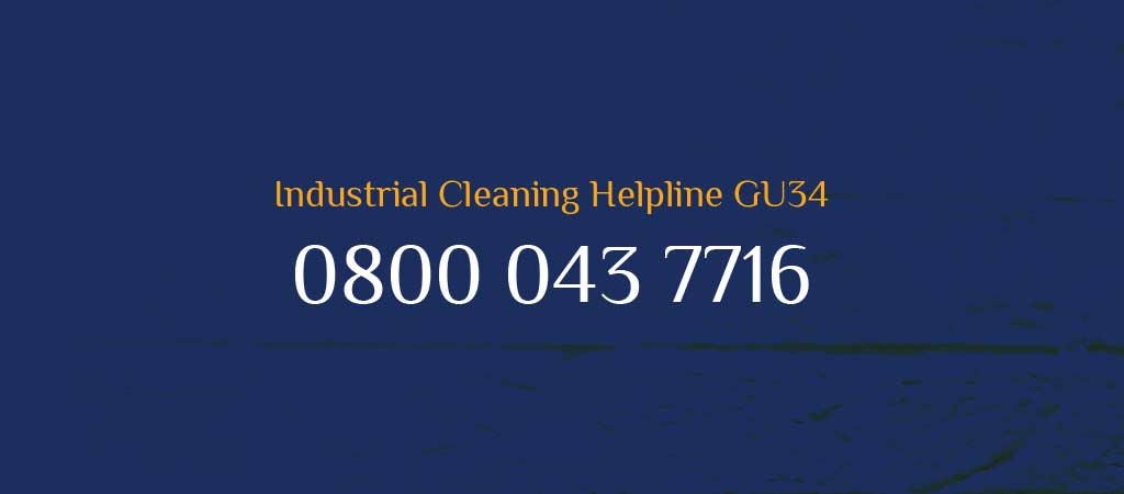 Industrial cleaning services in Alton