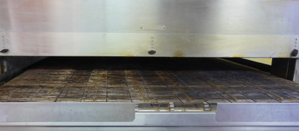 Professional Commercial Oven cleaning service